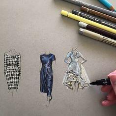 61 New Ideas For Fashion Illustration Sketches Ideas Silhouette Illustration Art Drawing, Fashion Illustration Sketches, Fashion Sketches, Art Drawings, Fashion Design Drawings, Dress Sketches, Fashion Portfolio, Sketch Design, Designs To Draw