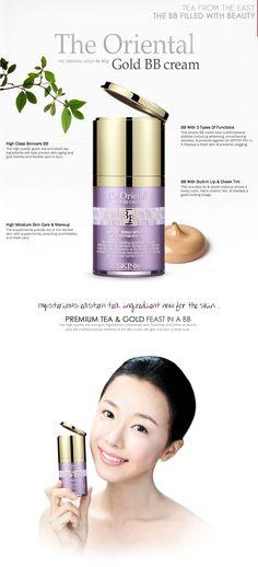 Skin 79 The Oriental Gold BB cream SPF25 PA++ 40g