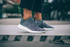Adidas NMD_CS2 PK - Zebra 'Sashiko Pack' - Black/White