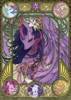 Princess Twilight Sparkle Finish by ~VegaNya on deviantART