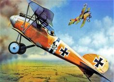 Albatros Fighters: - BFD