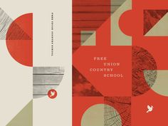 View book for Free Union Country School by Seth Nickerson for Journey Group