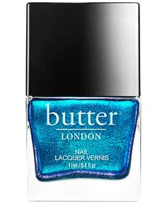 butter LONDON Airy Fairy — the perfect shade for true blue tips