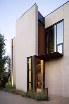 2006. The Calgary House, Calgary AB, Canada. Olson Kundig Architects