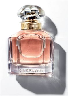 70b2f2f0bff7b2 Angelina Jolie is the face of Guerlain's newest perfume, and Mon Guerlain  is just as lovely as you'd expect, with notes of lavender, vanilla and  sandalwood.