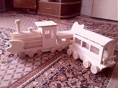 LadislavKurnota / vláčik Toddler Bed, Furniture, Home Decor, Child Bed, Decoration Home, Room Decor, Home Furnishings, Home Interior Design, Home Decoration