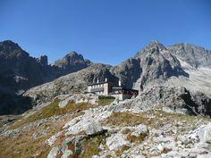 Slovakia - Vysoké Tatry - Teryho chata-still my second fav..the hike in....ahhhhhh
