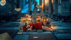 Fantasy Manipulation Premium Photoshop tutorial. English & Español 1h HD video, stock and PSD file for just 5$. Watch trailer here: https://members.psdbox.com/books-fantasy-manipulation/?utm_source=pinboard&utm_medium=pin_image&utm_campaign=Pinterest