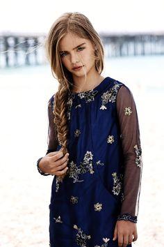 Jade Weber, I love her dress!