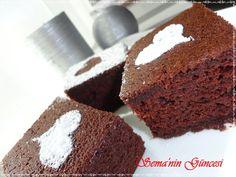 Semanur'un Güncesi: Orjinal Devil's Food Cake / Kakaolu (Çikolatalı) Kek