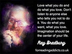 10 Quotes from Ray Bradbury to Set the World Alight - For Reading Addicts