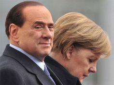 Bivši italijanski premijer Silvio Berluskoni pozvao je danas predsednika Vlade Enrika Letu da se usprotivi dominantnoj politici Nemačke u EU, uz ocenu da mere štednje koje je nametnuo Berlin uništavaju italijanske kompanije i ugrožavaju evrozonu.