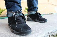 1b525b6a6dba air jordan 8 · Chrome Jordan 8s  rockyourkicks Follow Me On Instagram