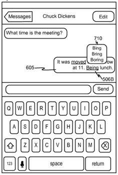 Clavier virtuel iOS : Apple travaille à corriger le correcteur