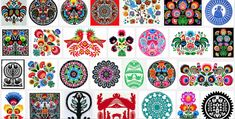 Vytynanky Polish Folkart Kids Craft- Kid World CItizen