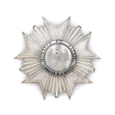 Napoleon era Legion of Honour (Légion d'Honneur) breast badge.