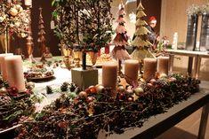 Bildergalerien Christmas Tree On Table, Tree Table, Floral Design, Advent, Table Decorations, Furniture, Home Decor, Floral Arrangements, Decorating Ideas