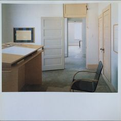 The very best book. Don Judd. Furniture Retrospective. 1993. The book with brown paper covers designed by Judd. Email if you want@idea-books.com #donaldjudd #furniture #1993 #bestbook