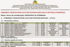 EDGAR RIBEIRO: O Sistema de Segurança e Prisional do Maranhão con...
