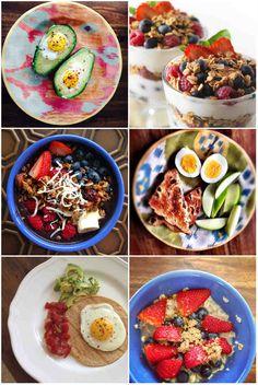 7 Healthy Breakfast Ideas!