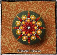 Image result for mandalas on rocks