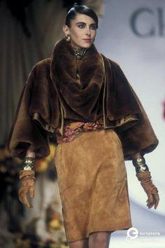 Gianfranco Ferré for Christian Dior, Autumn Winter 1990