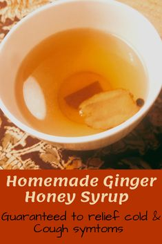 This Ayurveda inspired herbal tea made with the world's healthiest winter spices and ginger will help to build your immunity system and give you instant relief from cold symptoms. #homemadesyrup #healthyspices #spicetea #ayurvedaspices