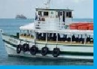Pregopontocom Tudo: Movimento tranquilo nesta quarta (12) na travessia marítima entre Salvador e Mar grande...