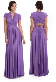 White Lily Couture is pleased to offer The Goddess Signature Collection for bridesmaids. View our multifunctional bridesmaid dresses in both our stores. Infinity Dress Bridesmaid, Tea Length Bridesmaid Dresses, Bridesmaids, Infinity Dress Styles, Infinity Gown, Infinity Dress Off Shoulder, Convertible Dress, Convertible Clothing, Tie Dress