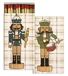 Matches  Nutcrackers  Sold in Case Pack of 10 * You can find more details by visiting the image link.