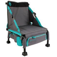 Perfect for camping in Utah, this Coolerpack chair is sure to be easy to carry as well as comfortable for nights by the fire.