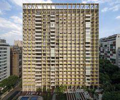 parque higienopolis building _ jonas gordon