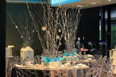 15 años, winter wonderland! by: butterfly events eventos tematicos
