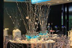 15 años, winter wonderland! by: butterfly events eventos tematicos