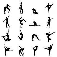 #Gymnastics101 #Lydiathegymnast #Silhouettes #Elegant #Flexible #Selftaughtgymnastics #Gymnastics