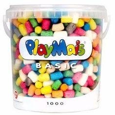Playmais Basic Spand 1000 Tilbud - Køb dine PlayMais ved https://babykidz.dk - Og få den bedste pris på dette kreative legetøj.