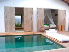 Casa Lola, Trancoso, Brazil | boutique-homes.com