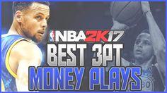 NBA 2K17 Best 3 Point Plays! NBA 2K17 Tips for Best Money Plays in 2K - http://www.sportsgamersonline.com/nba-2k17-best-3-point-plays-nba-2k17-tips-for-best-money-plays-in-2k/