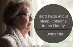 It's National Sleep Awareness Week. Sleep problems in seniors contributes to higher death rates, falls and even dementia. Learn more.