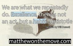 motivation, excellence