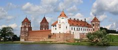 Belarus is home to the magnificent century Mir castle that has witnessed battles and unspeakable brutality. Now restored, the UNESCO site welcomes visitors. Republic Of Belarus, Gothic Castle, European Countries, Eastern Europe, Italian Style, 16th Century, World Heritage Sites, Tourism, Restoration
