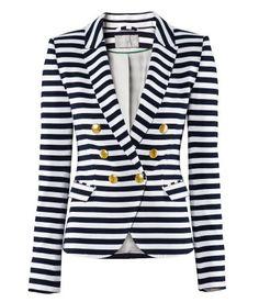 H&M blazer...weird...I never saw it our stores :/