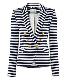 Nautical blazer from H&M