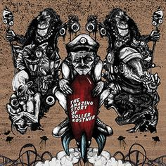 """Il 25 Febbraio 2013 è uscito """"The Amazing Story of Roller Kostner"""" primo album dei Wonder Vincent. Nel disco si racconta la storia di Roller Kostner"""