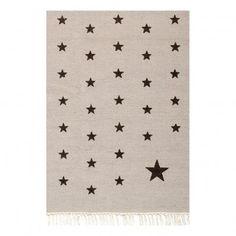 Teppich Gypsy aus Baumwolle - Stern  Varanassi