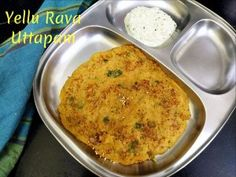 Yellu Rava Uttapam Indian Breakfast, Breakfast Dishes, Breakfast Recipes, Tasty Dishes, Food Dishes, Instant Breakfast Recipe, Toasted Sesame Seeds, Veg Recipes, Meals For One