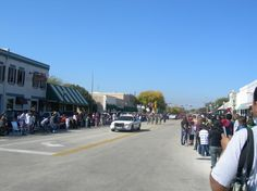 Killeen, TX : Veteran's Day parade. Home of Ft Hood. Son went to school here.