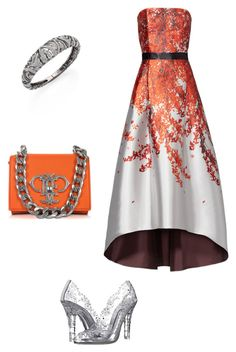 """Untitled #166"" by aayushis on Polyvore featuring Sachin + Babi, Dolce&Gabbana, Emilio Pucci and Adriana Orsini"