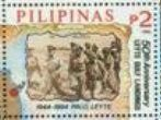 Stamp: End of World War II - 50th Anniversary (Philippines) (End of World War II - 50th Anniversary) Mi:PH 2587