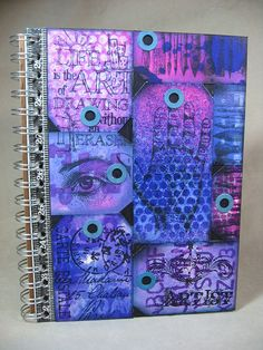 Altered-Sketchbook-19 tutorial